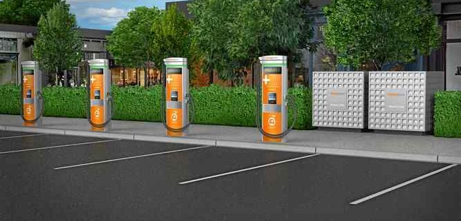 Electric Vehicle Fast Chargers Coming To The North Coast