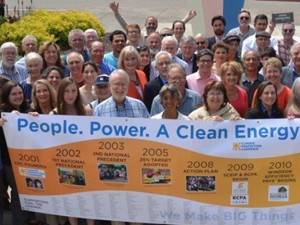 people power clean energy