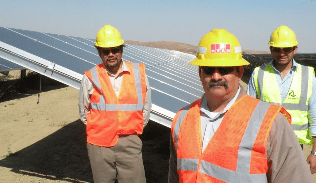 Proteus, Inc  to Train Residents for Solar and Construction Jobs