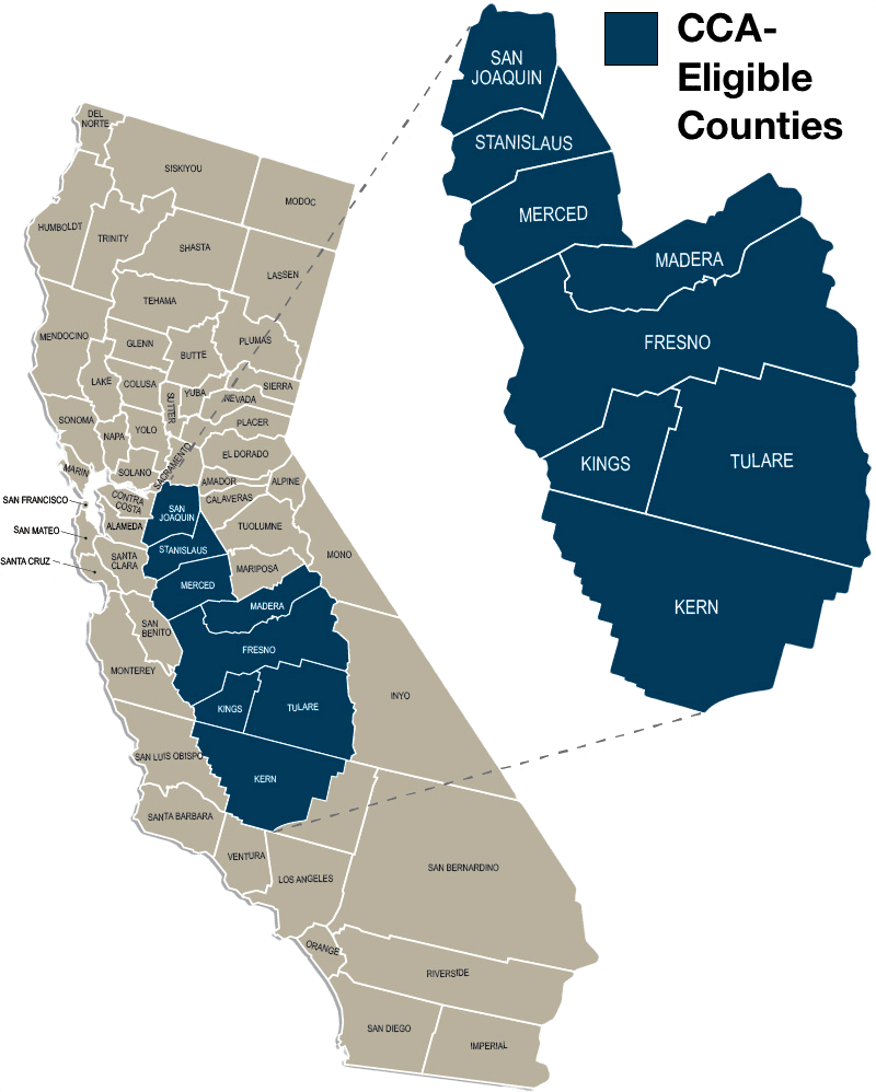 Central Valley Clean Power Exchange