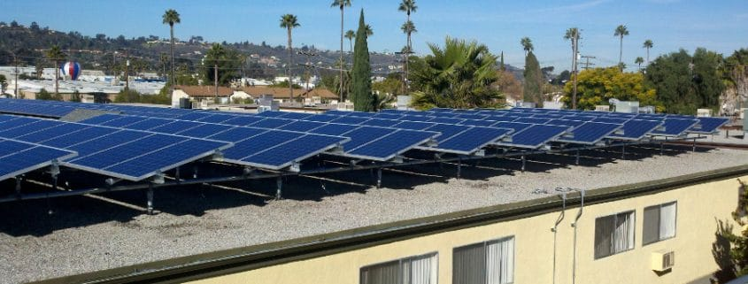 California Low-Income Multifamily Solar Program Moves