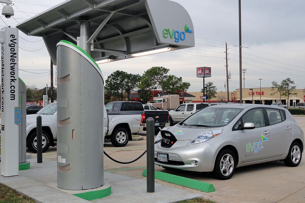 Evgo Partners With California S Newport Beach For 20 New Ev Charging Stations