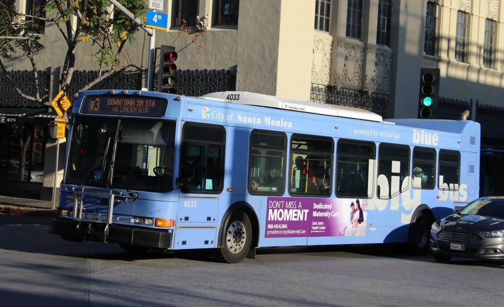 Santa Monica City Council Gives Nod To Pilot Project For Sub Fleet Of Electric Buses