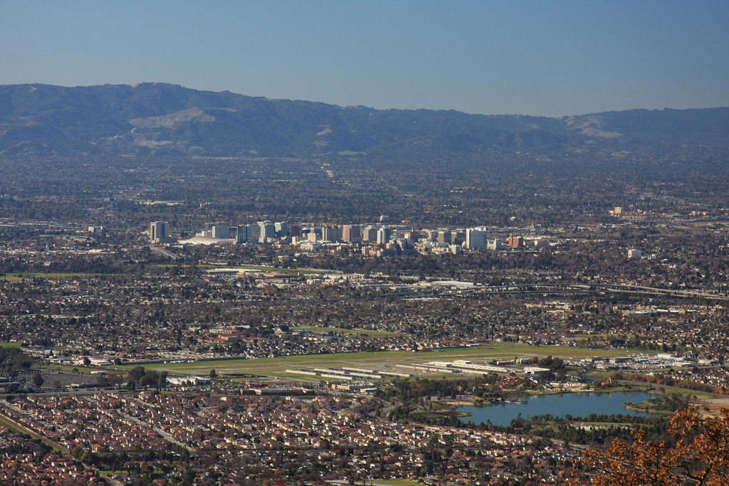 San Jose Will Become Bay Areas First Us Leed Certified City